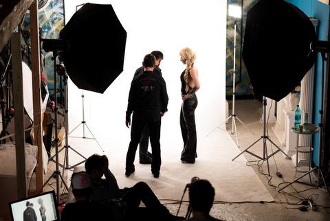 Filmare studio video