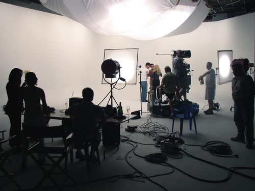 Commercial Shooting Filmari Reclame Spoturi DAW.RO