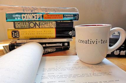 scenariu, script writing