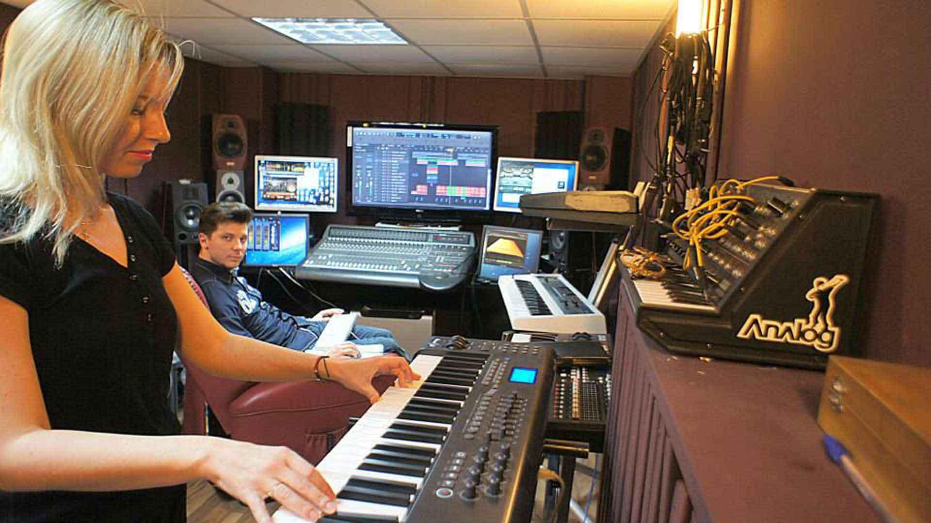 studio inregistrari productie audio mixaj mastering bucuresti