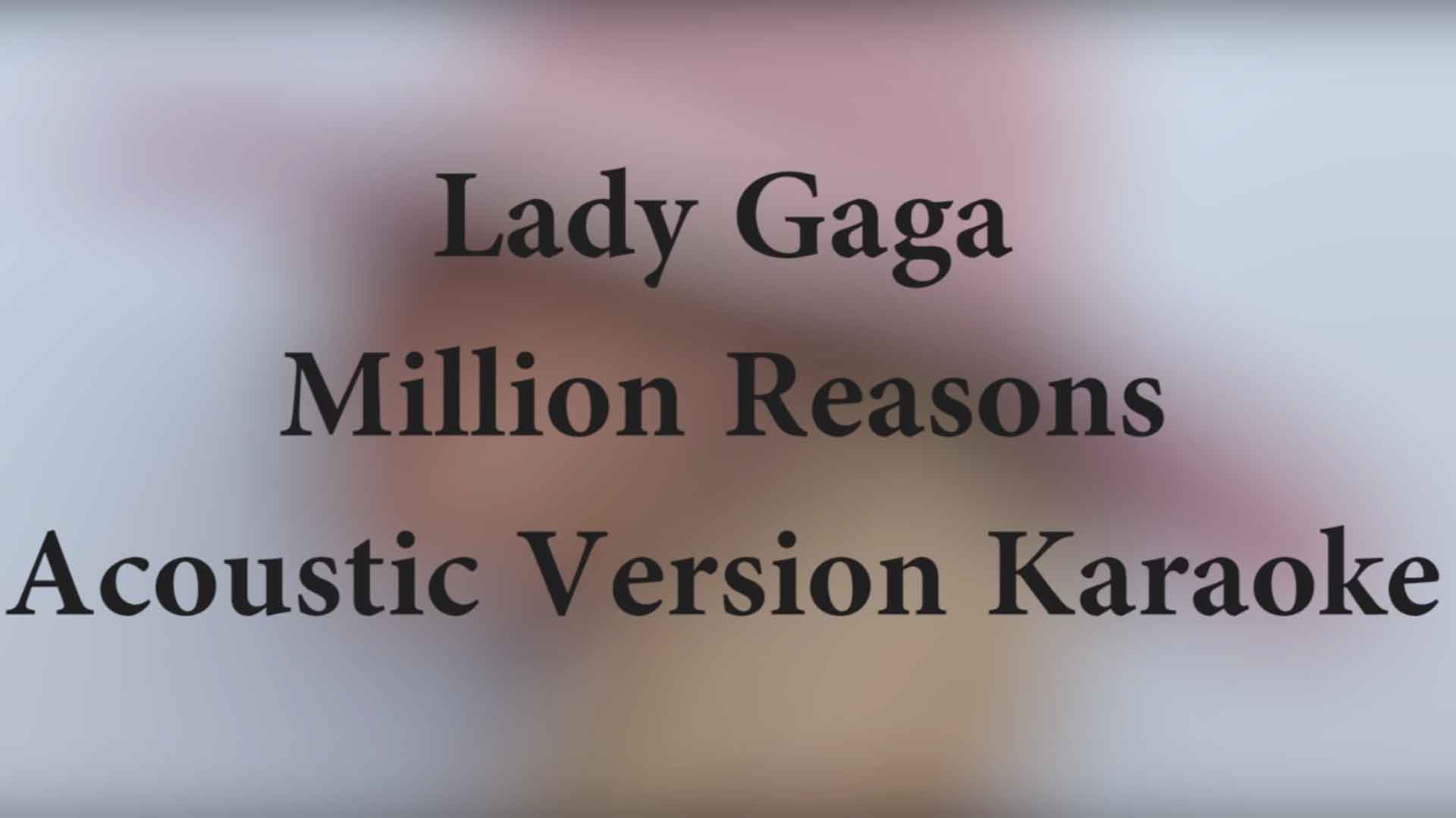 Mp3 reasons gaga hundred download million lady Download Lady